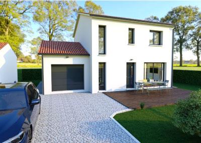 Maison Limoges Ouest