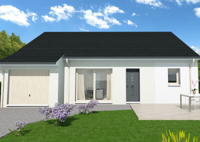 Maison Saint-Pantaleon-de-Larche